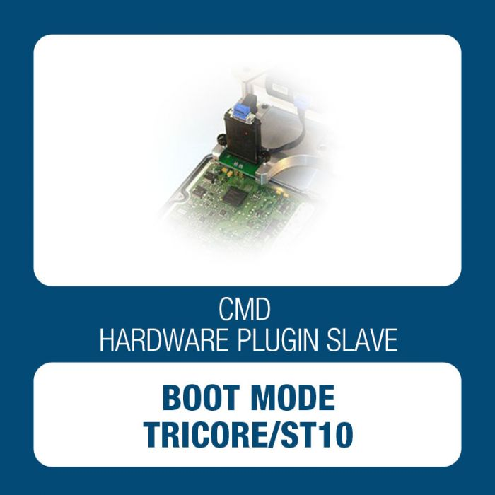CMD Plugin Boot mode Tricore/ST10 SLAVE