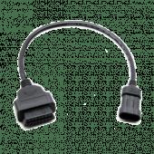 BitBox - CF Moto 3pin to OBD2 adapter (bb_adapter_cfm3pin)