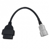 Bitbox 6pin to OBD2 adapter