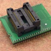 top board BeeProg2C adapter