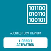 Alientech - ECM Titanium - 1 Download Credit (149757EC12)
