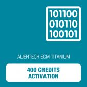 Alientech - ECM Titanium - 400 Download Credits (149757EC14)