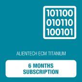 Alientech - ECM Titanium - 6 Months Subscription (18C7570006)