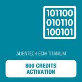 Alientech - ECM Titanium - 800 Download Credits (149757EC15)