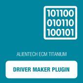 Alientech - ECM Titanium - Driver Maker (149757ECMD)