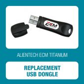 Alientech - ECM Titanium Replacement USB Dongle (149967TIFL)