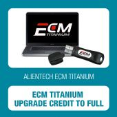 Alientech - ECM Titanium - Upgrade from Credit to Full Version (149757EC11)