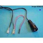 EVC - Power supply adaptor for non-Bosch-ECUs (BDM112)