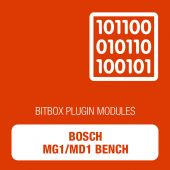 BitBox Bosch MG1/MD1 BENCH Module