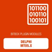 BitBox - Delphi MT05.x Module (bb_module_dmt05x)