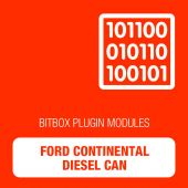 Bitbox Ford Continental Diesel CAN Module