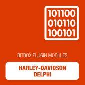 BitBox - Harley-Davidson Delphi Module (bb_module_harley)
