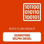 BitBox - SsangYong Delphi Diesel Module (bb_module_sjdd)