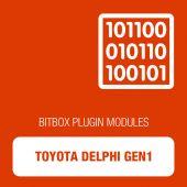 BitBox Toyota Delphi Gen1 Module