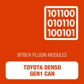BitBox - Toyota Denso Gen1 CAN Module (bb_module_tdg1c)
