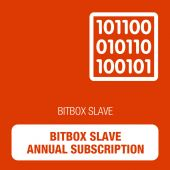 BitBox - Slave Dongle Annual Subscription (bb_slave_subscription)