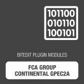 BitEdit FCA Group Continental GPEC2A Module