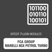 BitEdit FCA Group Marelli 8Gx Petrol Turbo Module