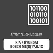 BitEdit Kia/Hyundai Bosch ME(G)17.9.1x Module