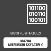 BitEdit Mazda Mitsubishi SkyActiv-G Module