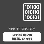 BitEdit Nissan Denso Diesel SH7058 Module