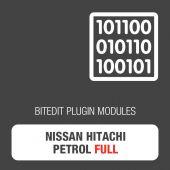 BitEdit Nissan Hitachi Petrol Full Module