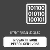 BitEdit Nissan Hitachi Petrol Gen1 SH7058 Module