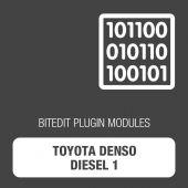 BitEdit - Toyota Denso Diesel 1 Module (be_module_tdd1)