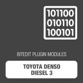 BitEdit - Toyota Denso Diesel 3 Module (be_module_tdd3)
