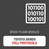 BitEdit - Toyota Denso Full Module (be_module_tdfull)