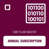 Flashtec - CMD Flash annual subscription MASTER (CMD10.03.01)