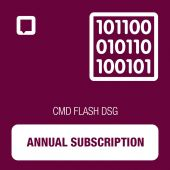 CMD Flashtec - Annual Subscription DSG (CMD10.03.03)