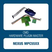 CMD plugin Nexus MPC55XX (interface + checksums + 3 probes) - MASTER