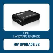 Hardware upgrade for the CMD Flash interface to version 2
