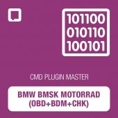 Flashtec - CMD Plugin BMW BMSK Motorrad (OBD+BDM+CHK) MASTER (CMD10.02.16)