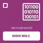 CMD plugin Bosch MS6.x MASTER
