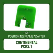 Continental PCR2.1 positioning frame adapter for CMD Flash - t