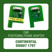 Continental SID807 1797 Tricore positioning frame adapter for CMD Flash - t