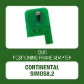 Continental SIMOS8.2 Tricore positioning frame adapter for CMD Flash - t