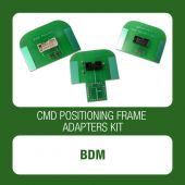 CMD BDM positioning frame adapters kit