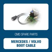 CMD Mercedes/Volvo Boot Cable