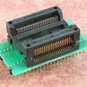 DIL44/PSOP44 ZIF-CS programming adapter for BeeProg+