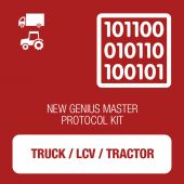New Genius Truck, LCV and Tractor OBD protocol kit MASTER