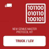 Dimsport - New Genius Truck and LCV OBD protocol kit MASTER (AV3240001)
