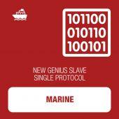 Dimsport - New Genius Marine OBD protocol kit SLAVE (AV99NFPGM09-00)