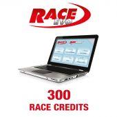 RACE 300 Credits