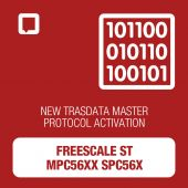 Dimsport - New Trasdata FREESCALE/ST MPC56xx SPC56x Protocol MASTER (AV34NTM12)