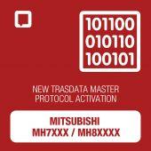 Dimsport - New Trasdata Mitsubishi MH7XXX/MH8XXXX Protocol MASTER (AV34NTM04)