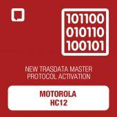 New Trasdata Motorola HC12 Protocol MASTER