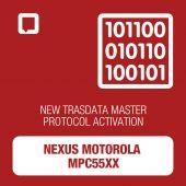 Dimsport - New Trasdata Nexus Motorola MPC55XX Protocol MASTER (AV34NTM02)